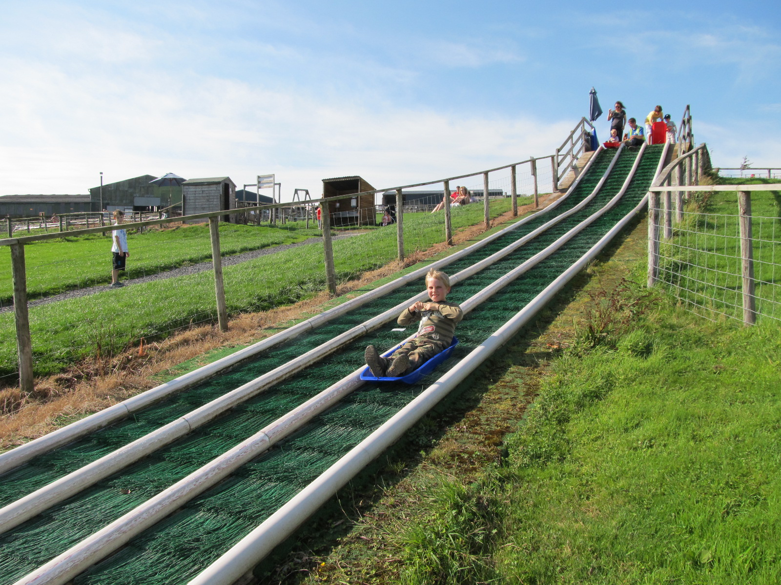 Cantref Adventure Farm and Riding Centre
