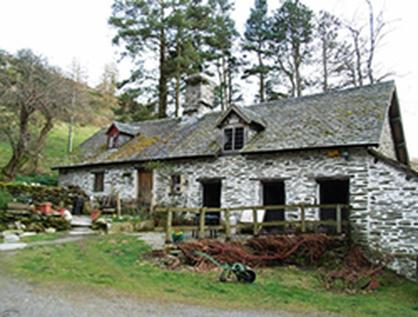 Gilfach Farm longhouse & nature reserve