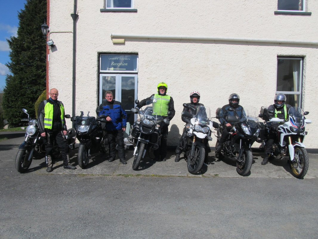 Motorcycle group