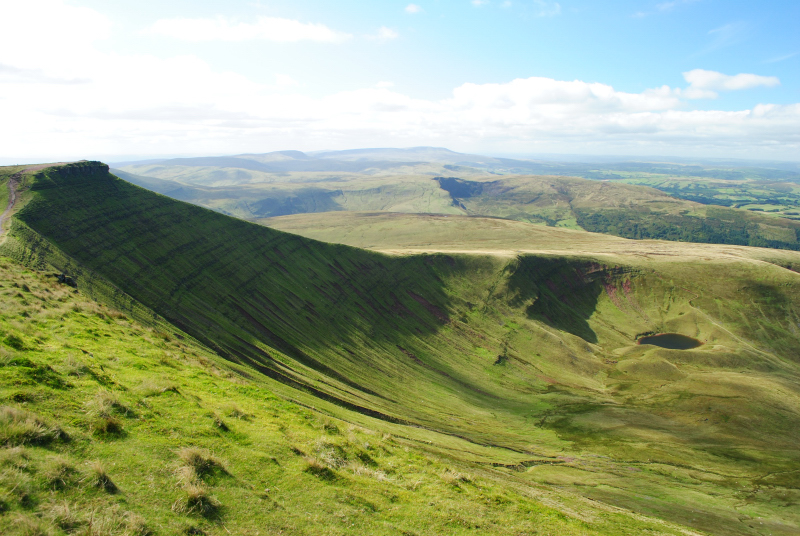 Brecon Beacons Pen-y-fan